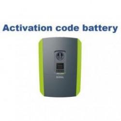 Código activación...