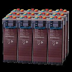 16 OPzS 2000 Bateria...