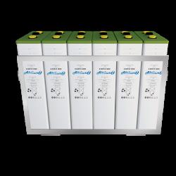8 TOPzS 1000 Bateria...