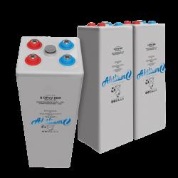 16 OPzV 2000 Bateria...