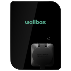 Cargador COPPER trifásico de 22kW, Bluetooth & WIFI, Tipo...