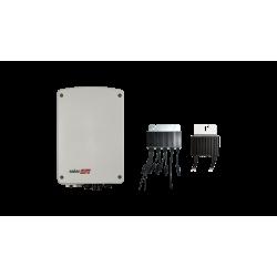 Inversor SOLAR EDGE de 1,5 kW monofásico Comunicación y...