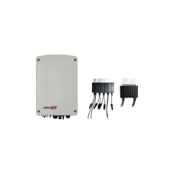 Inversor SOLAR EDGE de 2 kW monofásico  Comunicación y...
